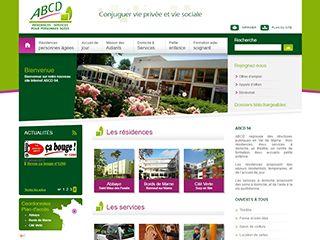 Cr ation de site internet pour maison de retraite for Sites web pour concevoir des maisons gratuitement