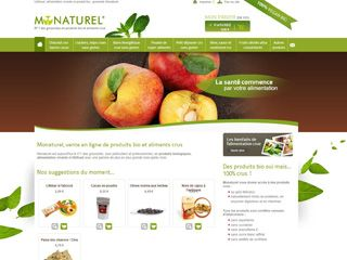 Lifefood, alimentation vivante et produit bio - grossiste Monaturel