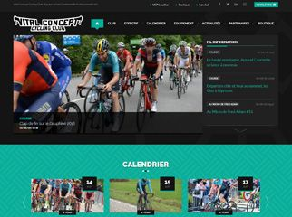 Vital Concept Cycling Club - Equipe cycliste Continentale Professionnelle UCI