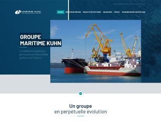 solution logistique, Portuaire, industrielle maritime, France